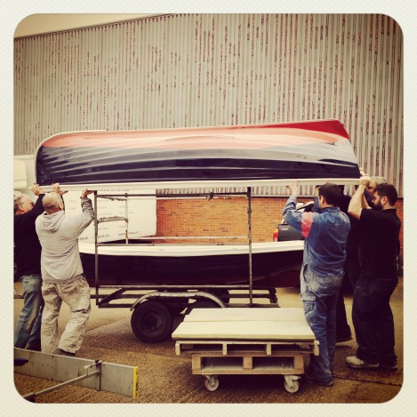 Heyland Boats - April 2015 News