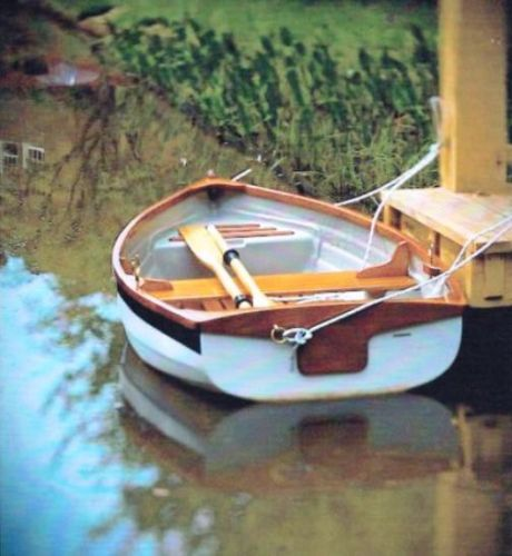Heyland Dovetail Rowing Boat11
