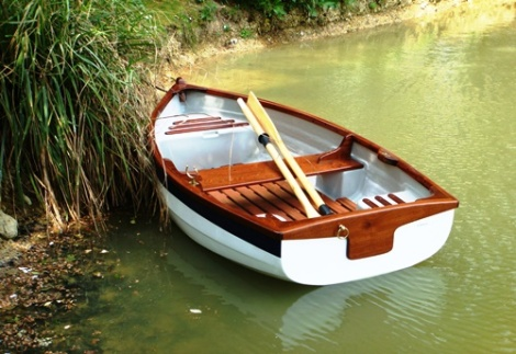 Heyland Dovetail Rowing Boat12