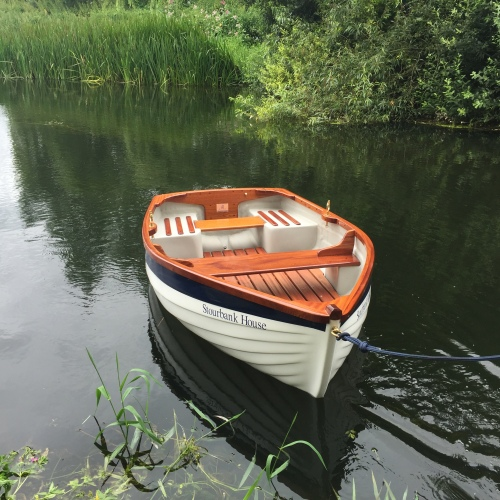 Heyland Dovetail Rowing Boat15