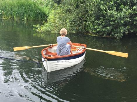 Heyland Dovetail Rowing Boat17