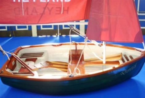 Heyland Dovetail Sailing Boat1