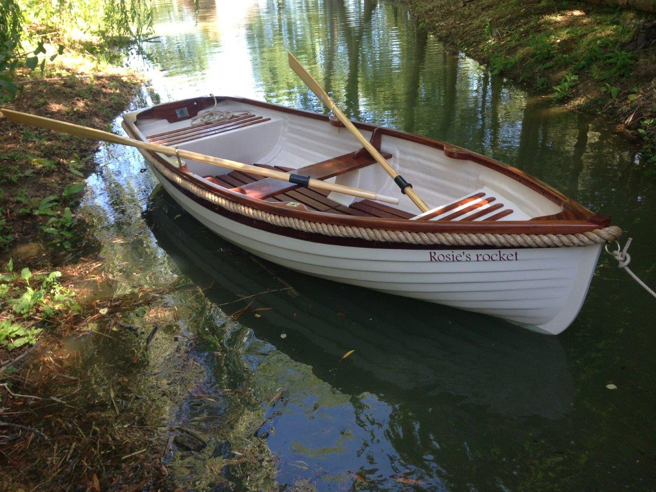 Duchess Rowing Boat   Small Boats for Sale, Rowing ...