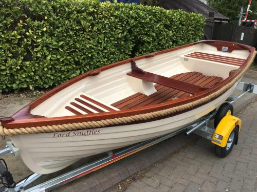 Heyland Duchess Rowing Boat31