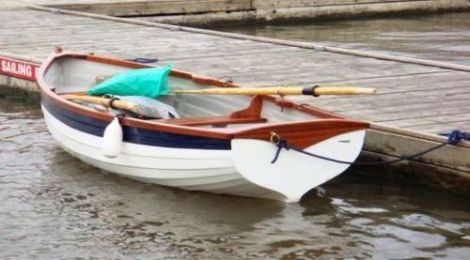 Heyland Duchess Rowing Boat4