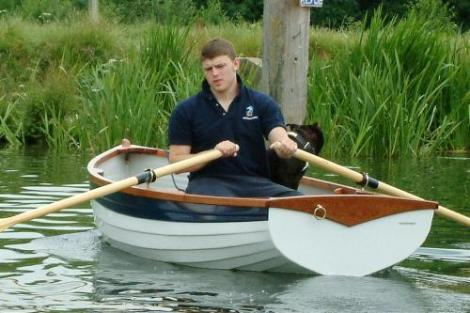 Heyland Duchess Rowing Boat8