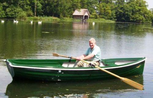 Heyland Flycatcher Lake Boat1