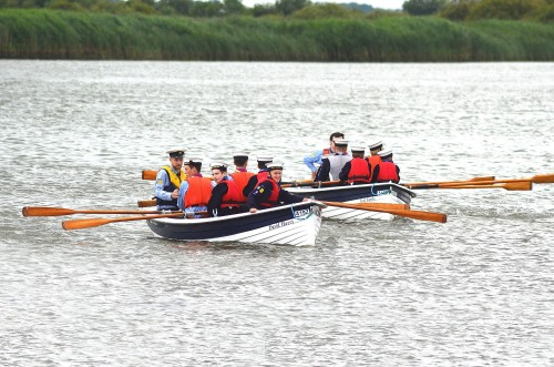 Heyland Flycatcher Lake Boat15