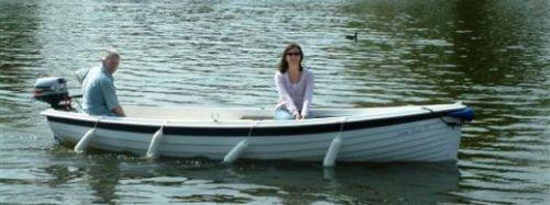 Heyland Flycatcher Lake Boat2