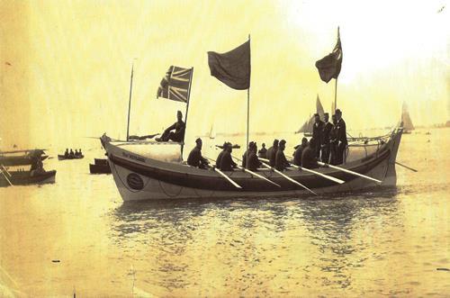 Heyland Lifeboat 1886
