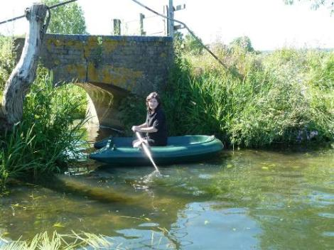 Heyland Neptune 200 Rowing Boat1