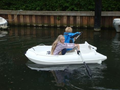 Heyland Neptune 220 Rowing Boat2