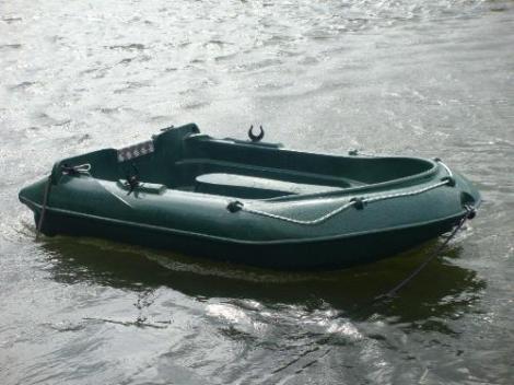 Heyland Neptune 220 Rowing Boat3