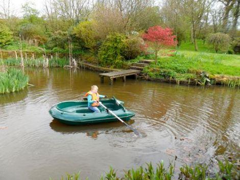 Heyland Neptune 220 Rowing Boat6