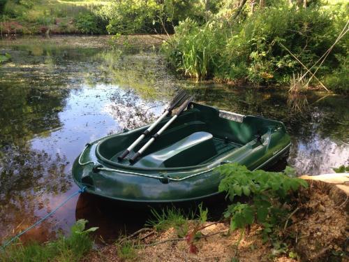 Heyland Neptune 220 Rowing Boat9