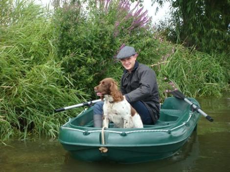 Heyland Neptune 250 Rowing Boat11