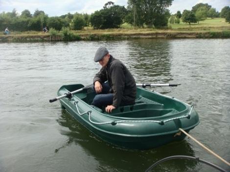Heyland Neptune 250 Rowing Boat12