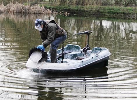 Heyland Neptune 250 Rowing Boat13