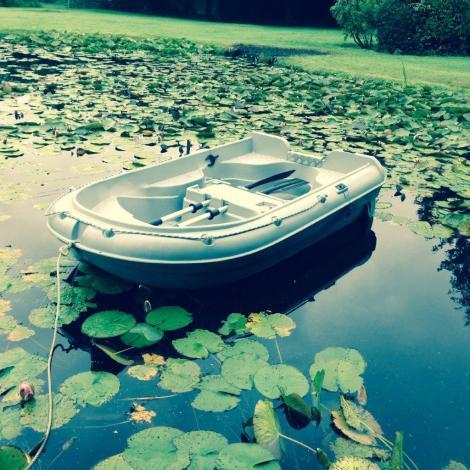 Heyland Neptune 250 Rowing Boat22