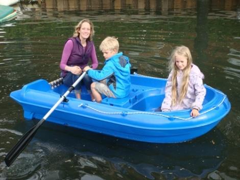 Heyland Neptune 250 Rowing Boat4