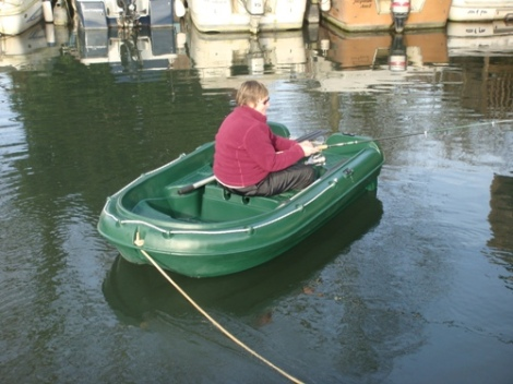 Heyland Neptune 250 Rowing Boat5