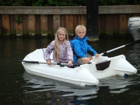 Heyland Neptune Rowing Boat220