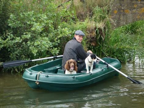 Heyland Neptune Rowing Boat250