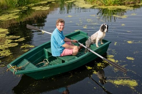 Heyland Sturdy 250 Rowing Boat10