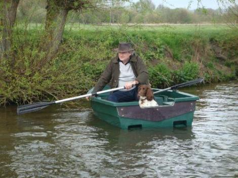 Heyland Sturdy 250 Rowing Boat5