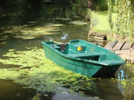 Heyland Sturdy 250 Rowing Boat7