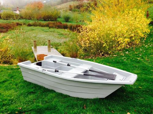 Heyland Sturdy 250 Rowing Boat8