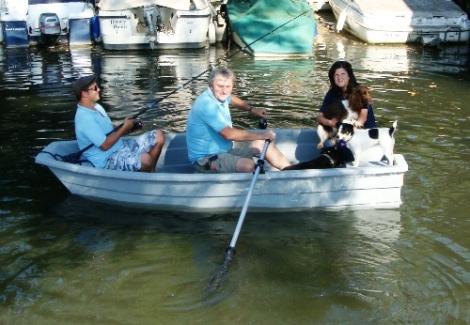 Heyland Sturdy 320 Rowing Boat1