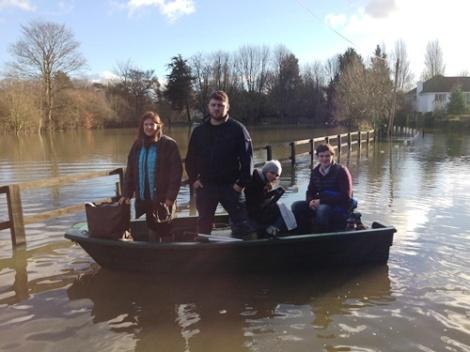 Heyland Sturdy 320 Rowing Boat12