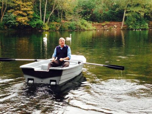 Heyland Sturdy 320 Rowing Boat16