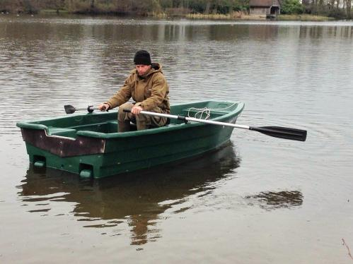 Heyland Sturdy 320 Rowing Boat18
