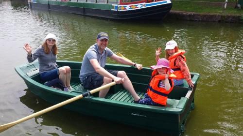 Heyland Sturdy 320 Rowing Boat20