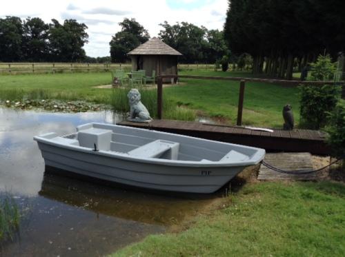 Heyland Sturdy 320 Rowing Boat21