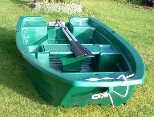 Heyland Sturdy 320 Rowing Boat6