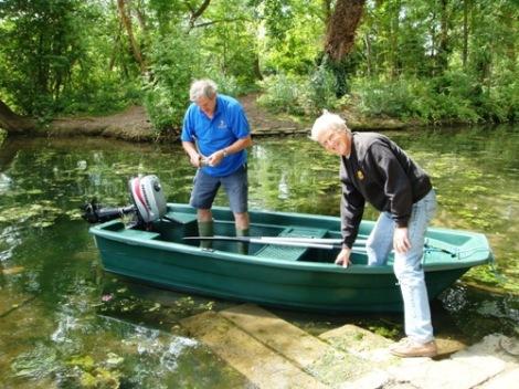 Heyland Sturdy 320 Rowing Boat8