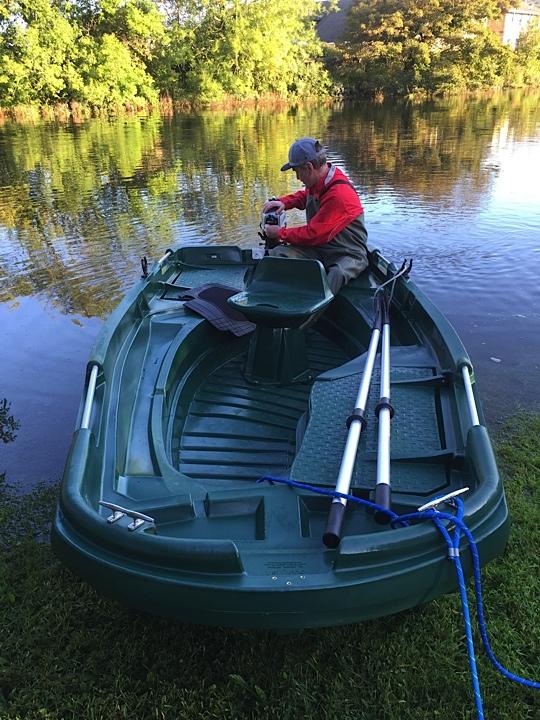 Heyland Sturdy 350 Rowing Boat5