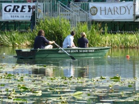 Heyland Sturdy 400 Rowing Boat12