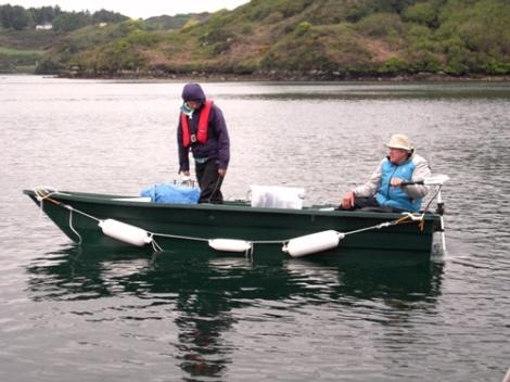 Heyland Sturdy 400 Rowing Boat13