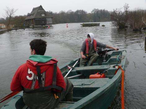 Heyland Sturdy 400 Rowing Boat17