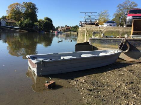 Heyland Sturdy 400 Rowing Boat21