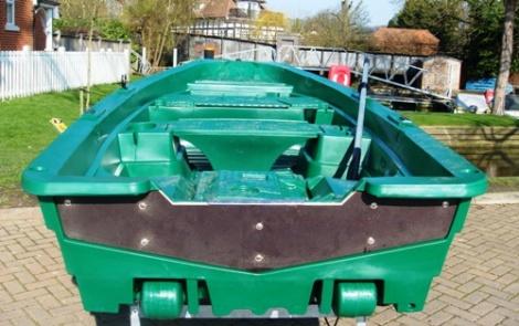 Heyland Sturdy 400 Rowing Boat3