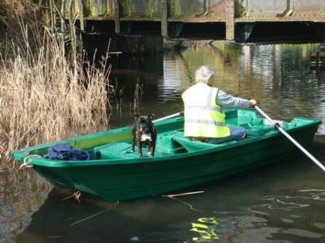 Heyland Sturdy 400 Rowing Boat8
