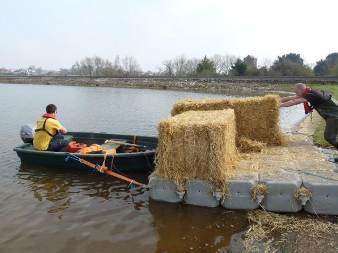 Heyland Sturdy Maintenance Boat13