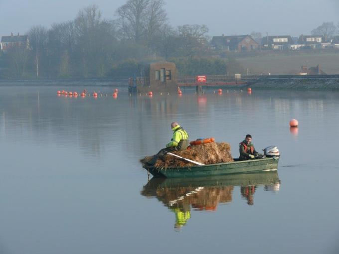 Heyland Sturdy Maintenance Boat14