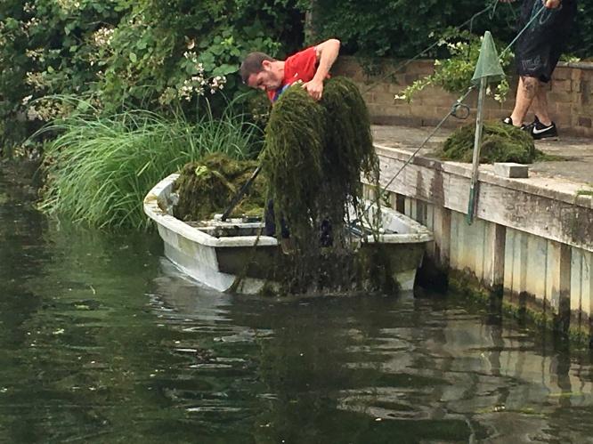 Heyland Sturdy Maintenance Boat25