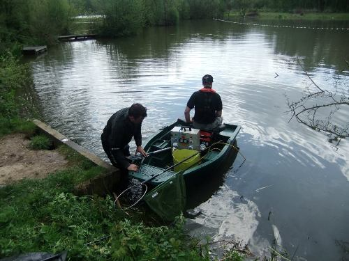 Heyland Sturdy Maintenance Boat6